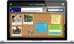 Action Coding Client - Top Ten Travel List